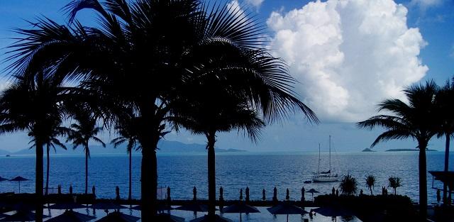Sailing Koh Samui