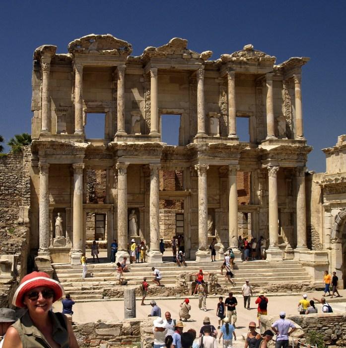 Biblioteca de Celso en Éfesos