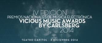 vicious music awards 2014