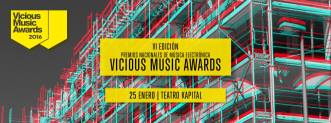 Vicious Music Awards 2016