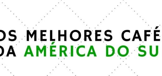 Infográfico - Cafés da América do Sul