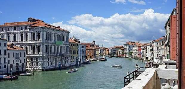 Os 7 mais exuberantes palácios de Veneza!