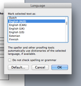 select-language