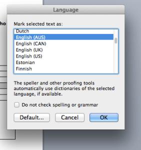 select-language