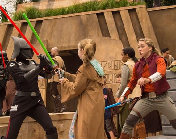 Star Wars: Jedi Training Academy