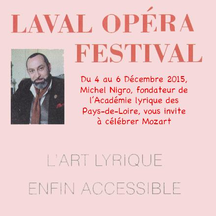 Laval Opéra Festival