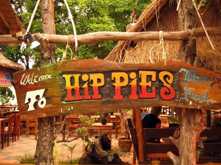Hippies Bar - Best Bars in Phi Phi Islands