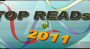 Top Vape Articles of 2011- GTV