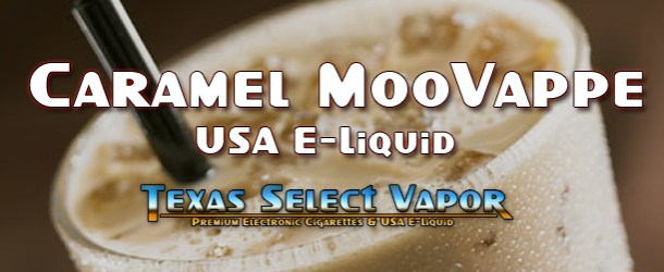 Caramel MooVappe E-Liquid Review