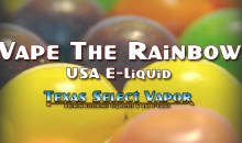 Vape-The-Rainbow E-Liquid Review