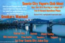 Scenic-City Vapers Club Meet
