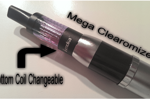 iSmoka BCC Mega Clearomizer Review
