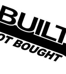 It's Better Built Than Bought
