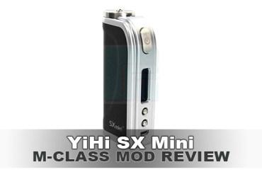 yihi sx mini m-class mod review
