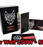snow wolf 200w deal