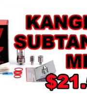 subtank mini deal