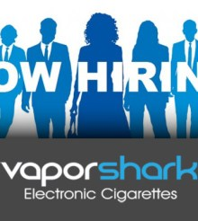Vapor Shark Now Hiring Sales Reps