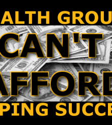 Health Groups Can't Afford Vaping Success
