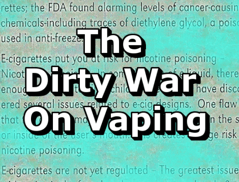dirty war on vaping header