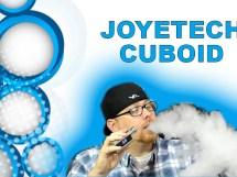 joyetech cuboid review