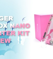 Kanger Subox Nano Starter Kit Review