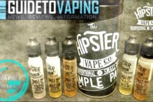 The Hipster Vape Co. Header