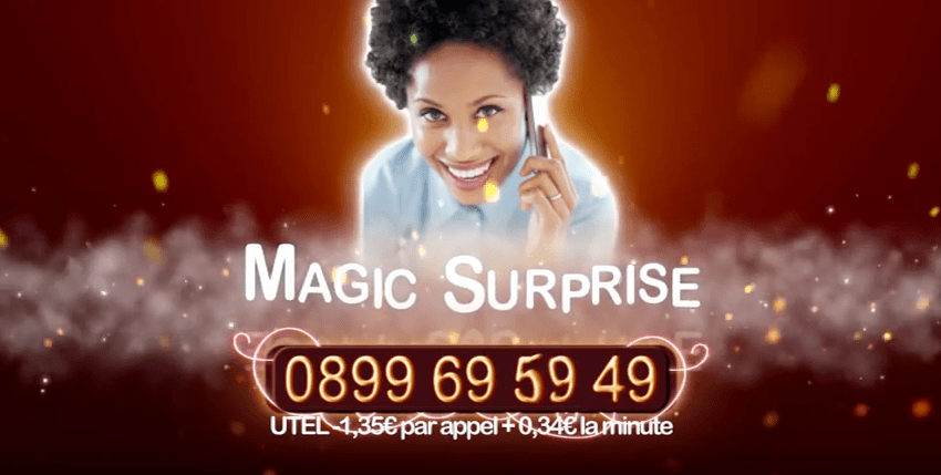 Magic surprise