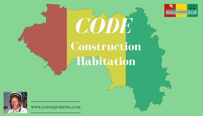 CODE CONSTRUCTION HABITATION