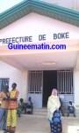 Boké : 4 morts et 3 blessés graves, suite à une collision entre le train de la CBG et une voiture