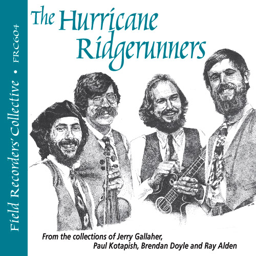 Hurricane Ridgerunners CD Cover