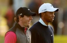 Exclusive Video: Abu Dhabi HSBC Golf Championship Underway