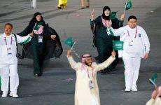 Saudi Women's Olympic March Draws Praise, Blame