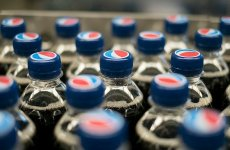 Soft Drinks Production At PepsiCo Inc.'s Ukrainian Sandora Drinks Plant