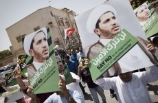 BAHRAIN-POLITICS-OPPOSITION-DEMO