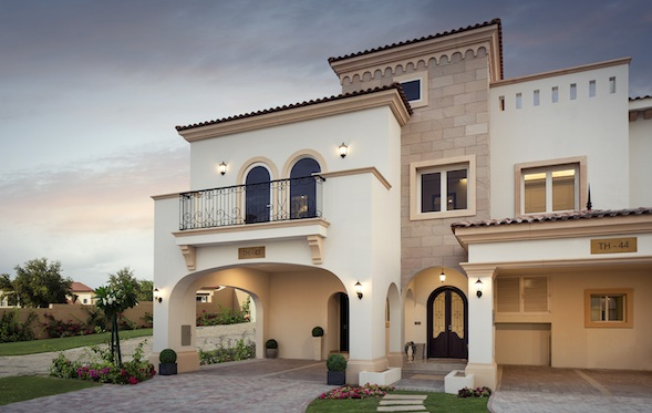 Jumeirah Golf Estates - Redwood Park development [1]