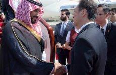 Prince Salman china