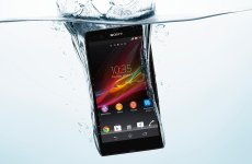 Sony Launches Xperia Z Smartphone