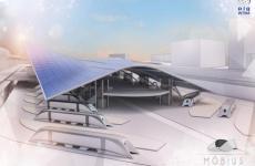 France's Team Mobius wins Dubai hyperloop competition