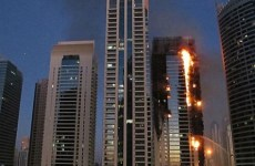 Major Building Fires In Dubai This Year