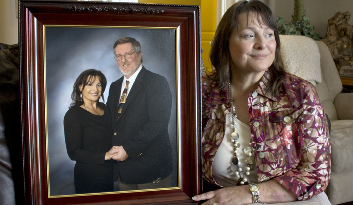 Mike Voisin's Widow to Walk the Hill A Year After Husband's Death