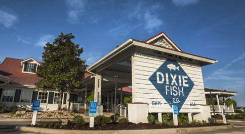 Louisiana Chef Brings Dixie Fish Co. to Birmingham