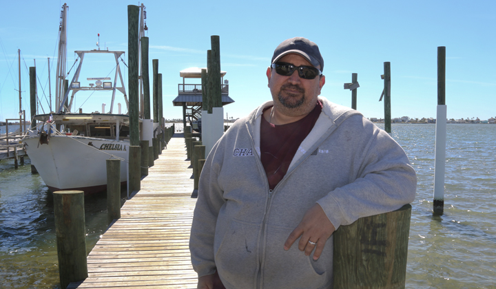 Gulf Fisherman Spends Three Months at Sea for Customers