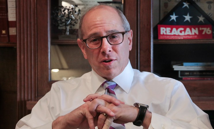 Seafood Important Part of Louisiana Congressman Boustany's Heritage