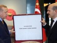CUMHURBAŞKANI ERDOĞAN'DAN KAYMAKAMLARA VİZYON NASİHAT