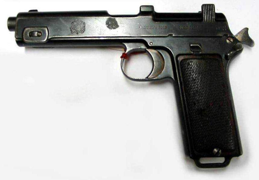 Steyr M1911 Hahn