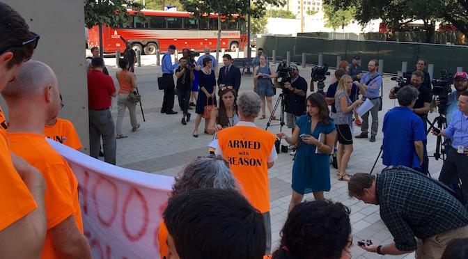 MEDIA ADVISORY: UT-Austin professors fight SB-11 in federal court