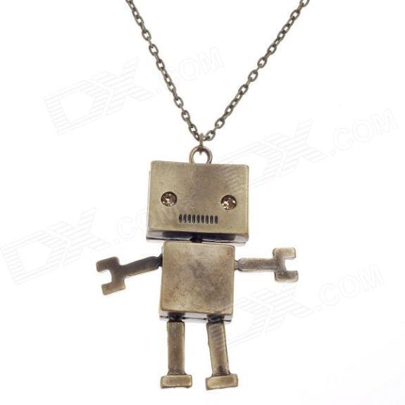 Robot Adam Kolyem