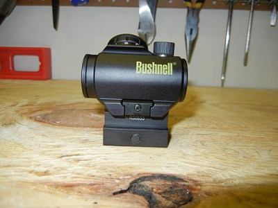 Bushnell TRS-25 Micro Red Dot Sight