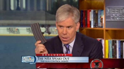David Gregory Violates DC Gun Law
