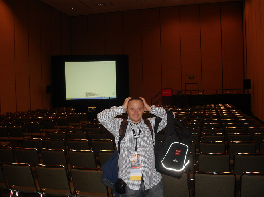 Oracle Open World 2010 Impressions (2/6)